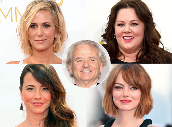 Ghostbusters 3 rumored cast