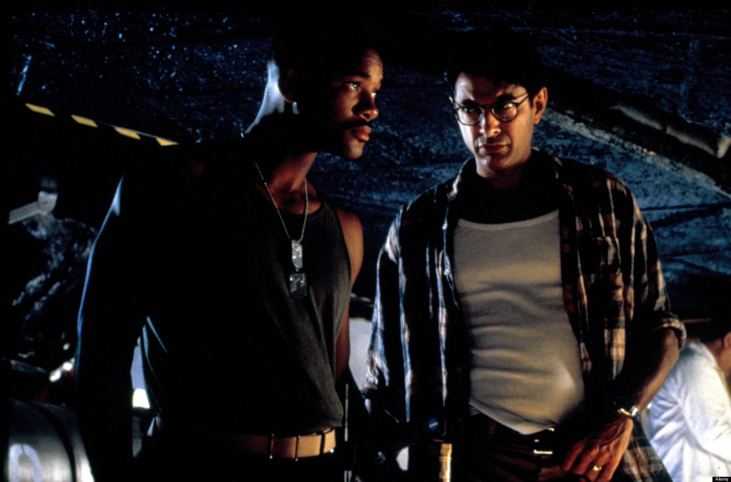INDEPENDENCE DAY (1996) WILL SMITH, JEFF GOLDBLUM INDD 246
