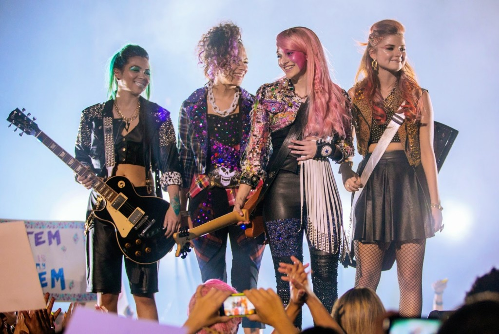 Jem and the Holograms Movie Picture (1)